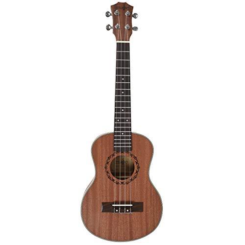 Naturra Tenor Acústico Eléctrico Ukulele 26 Pulgadas Guitarra 4 Cuerdas Ukelele Hecho...