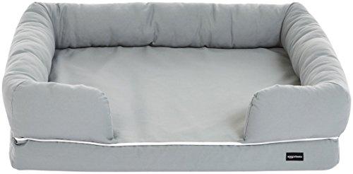 AmazonBasics - Sofá cama para mascotas, Mediano