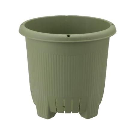 リッチェル 菜園上手 丸36型 φ360×335H グリーン