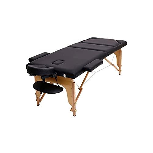 KSDCDF Largeur de la Longueur de la Table de Massage Portable PU Tableau de Massage réglable en...