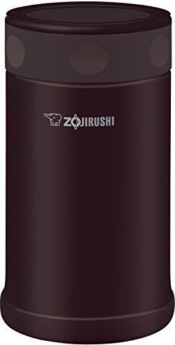 Zojirushi SW-FCE75TD Food Jar, 25-Ounce, Dark Brown