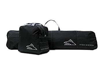 High Sierra Snowboard Sleeve and Boot Bag Combo, Snowboard Bags