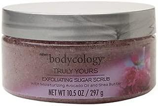 Bodycology Exfoliating Sugar Scrub, Truly Yours 10.5 oz (297 g)