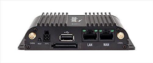 Cradlepoint COR-IBR650B-LP4-NA 4G LTE w/ 3G Fallback Router: Indoor Enterprise AT&T, Verizon Certified