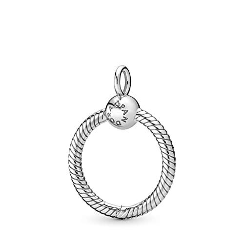 Pandora Mujer plata Colgante 398296
