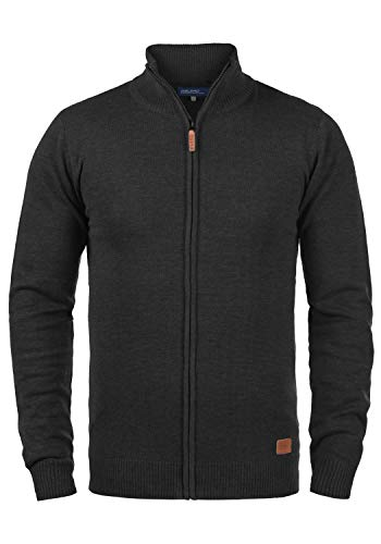 BLEND Norman - chaqueta de lana para hombre, tamaño:XXL, color:Charcoal (70818)