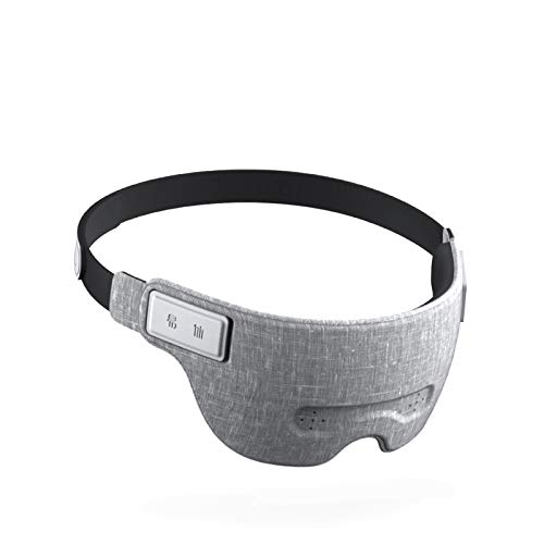 AVANI EXCHANGE Air Sleeping Eye Mask Brain Wave Sleep SIDS Goggles Bluetooth Music Smart Wake Up Eye Patch de Youpin