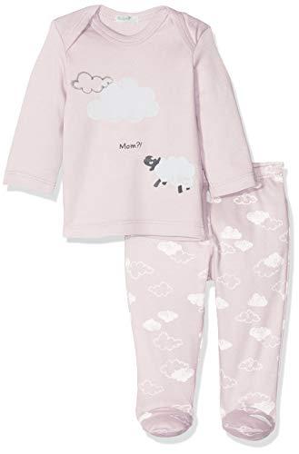Undercolors of Benetton Lutk Fashion 2nd del Pijama, Rosa 003, (Talla del...