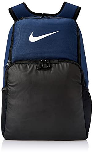 Nike Nk BRSLA XL BKPK - 9.0 (30L) Sports Backpack - Midnight Navy/Black/(White), MISC