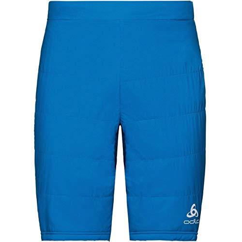 Odlo Millennium S-thermic Short pour Homme XL Directoire Blue.