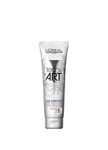 L'Oréal Professionnel Serie Expert Haargel TecniART Liss Control 2, 150 ml