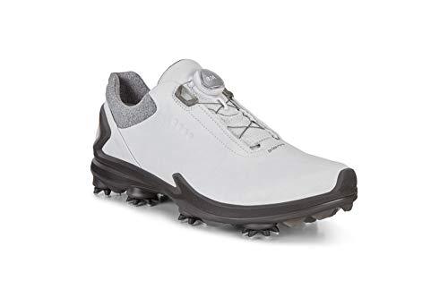 ECCO Biom G3, Chaussures de Golf Homme, Blanc (Blanco...