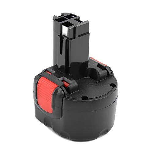 Tecmana 9.6V 3.5Ah Ersatzakku für Bosch PSR 960 BAT048 BAT100 BAT119 BH984 BPT1041 23609 32609 2607335260 2607335272 PSR960 GSR 9.6VE-2 GSR 9.6-2