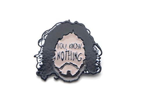 FTH Game of Thrones Jon Snow You Know Nothing 1.5