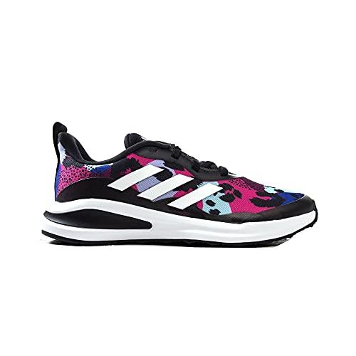 adidas Fortarun K, Zapatillas de Running, NEGBÁS/FTWBLA/TONVIO, 30 EU