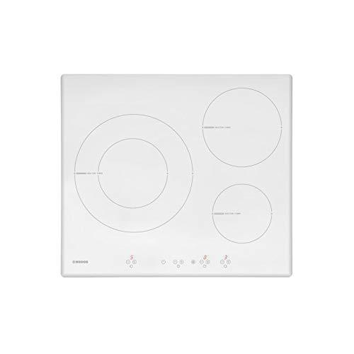 Nodor I 2160 WH Blanco Integrado Con - Placa (Blanco,