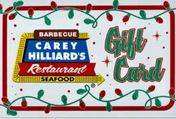 Carey Hilliard's Card Gift Now wholesale on sale