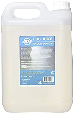 American DJ 5L Medium Fog Juice