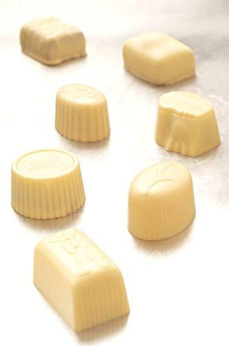 Leonidas Pralinen 500g weiße Schokoladen-Auswahl ohne Alkohol