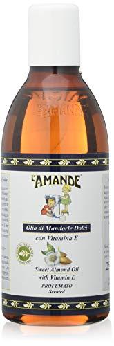 L Amande Olio di Mandorle Dolci Profumato - 250 ml