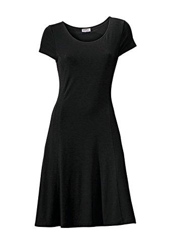 CLASS INTERNATIONAL Bodyforming-Prinzesskleid Schwarz Größe 38