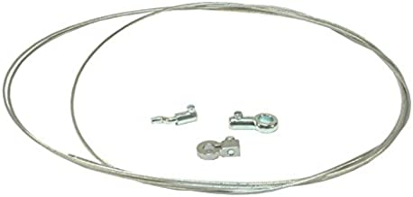 Mr Mower Parts Universal Cable Inner Wire Repair Kit Comes 3 Different Cable Ends