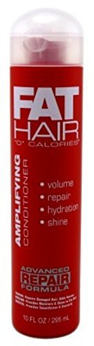 Samy Fat Hair Conditioner Amplifying 10oz (3 Pack)