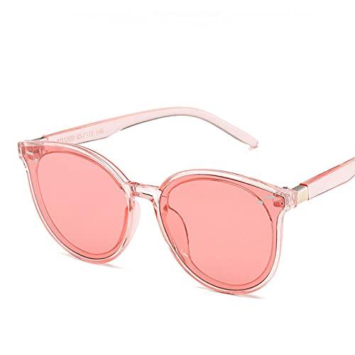 ZHUOYING Gafas gafas de sol retro gafas circulares moda hombres damas gafas de sol gafas de sol-4