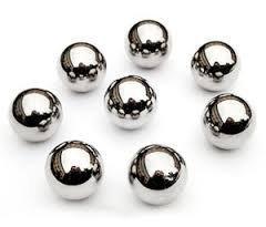 Options De Roulement 1mm Précision Durcie Acier Chromé Ball Bearings G10 Paquet de 10