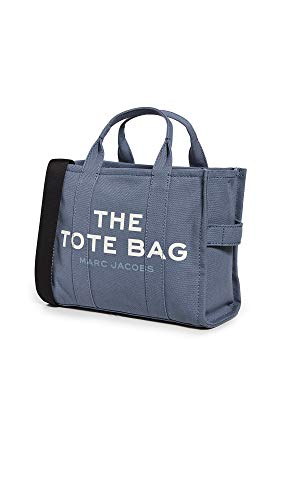 The Marc Jacobs Women's The Small Traveler Tote, Blue Shadow, One Size