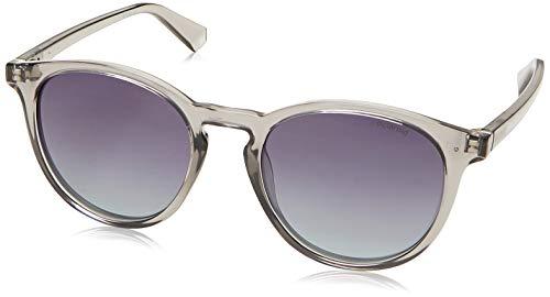 Polaroid Unisex-Erwachsene PLD 6098/S Sonnenbrille, Gray, 51