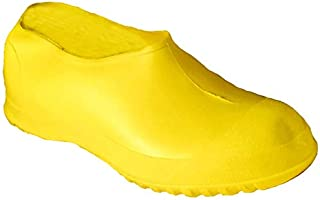 Tingley 35113.MD Workbrutes Over-The-Shoe Work Style Boot, Yellow, Medium
