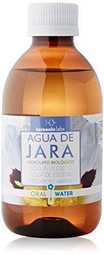 Terpenic Evo Agua de Jara Hidrolato Alimentario Bio 250 ml 250 ml