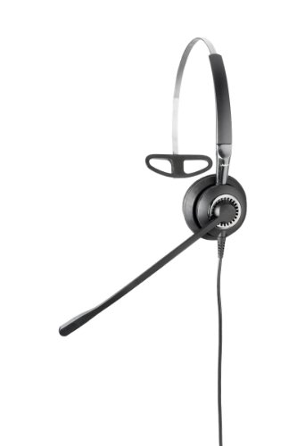 Jabra BIZ 2400 USB MS Mono Lync Optimized Corded Headset for Softphone and Mobile Phone Photo #3