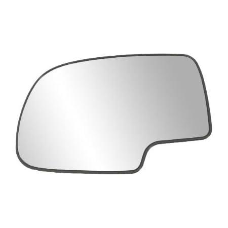 Left Near Passenger Side Heated Convex Clip On Door Wing Mirror glass #ReLaguna07-15-LCH