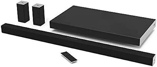 "VIZIO SB4051-D5 Smartcast 40"" 5.1 Slim Sound Bar System, Black"