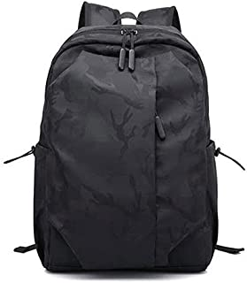 Fmdagoummzibeib Backpack, Oxford Cloth Backpack Men's Outside Leisure Camouflage Computer Storage Bag