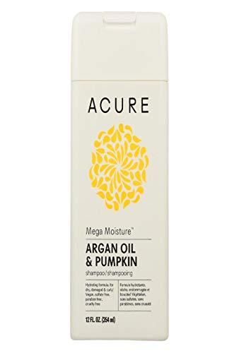 Acure Mega Moisture Argan Oil & Pumpkin Shampoo,...