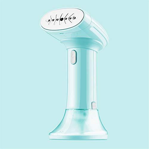 plancha vertical vapor,Máquina de planchar de mano para ropa pequeña, mini máquina de planchar de viaje con cepillo de vapor portátil, rosa claro