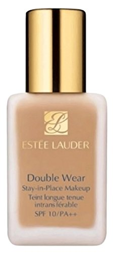Estée Lauder Maquillaje Doble wear SPF10, 1W1 Bone, 30 ml