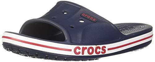 Crocs Unisex Adult Bayaband Slide Slipper-6 UK (205392-4CC)