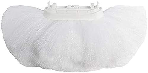 アズマ バスブラシスペア ふわーとお風呂キーレースペア 約20×14×9cm ホワイト お風呂掃除がもっと速く、簡単に!1本でお風呂丸ごとキレイ! SP830