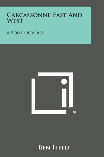 Carcassonne East and West: A Book of Verse
