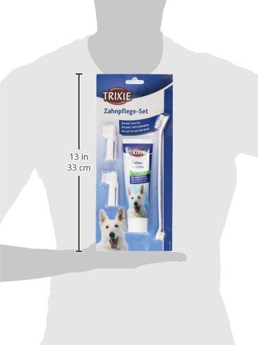 Trixie 2561 Zahnpflege-Set, Hund - 3
