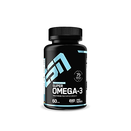 ESN Super Omega 3, 60 Kapseln