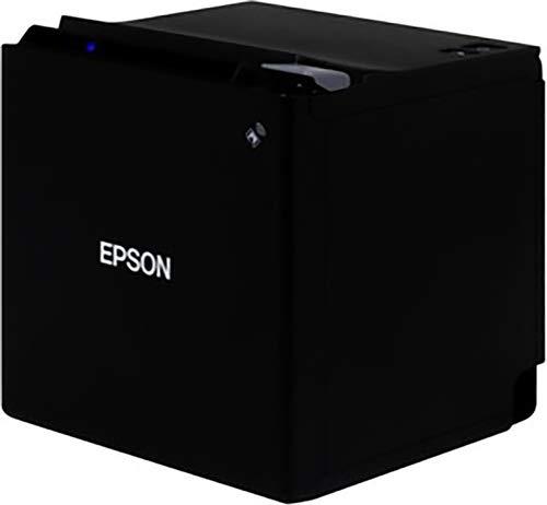 HP Epson TM-m30 - Imprimante de reçus - thermique en ligne - Rouleau (7,95 cm) - 203 dpi - jusqu'à 200 mm/sec - USB 2.0, LAN - coupoir