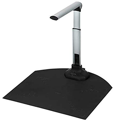 Xyfw Document Scanners Document Camera A3 Scanner, High Definition Portable Scanner Multi-Language OCR USB for Office And Education Presentation Article Recognition