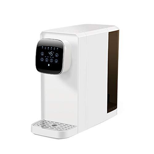 LYYAN Desktop-Wasseraufbereiter RO Umkehrosmose Direktes Trinken und Heizen Integrierte Maschine Keine Notwendigkeit, Wasseraufbereiter zu installieren