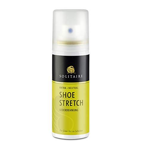 SOLITAIRE Shoe Stretch Schuhdehner, Transparent, 50 ml (1er Pack)