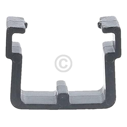Klemmbügel für Endtasten kompatibel mit MIELE 08646460 Dunstabzugshaube